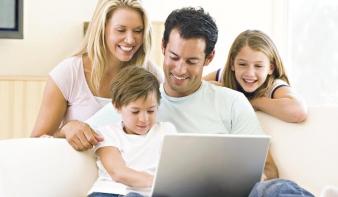Védjük a gyereket az interneten!