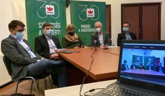 Turos Lóránd és Nagy Szabolcs vette át a Máramaros megyei magyarság parlamenti képviseletét