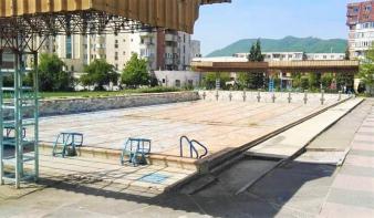 A Ifjúsági és Sport Minisztérium felújítja a nagybányai szabadtéri uszodát