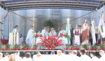 Jézus Szíve Egyházmegyei búcsú