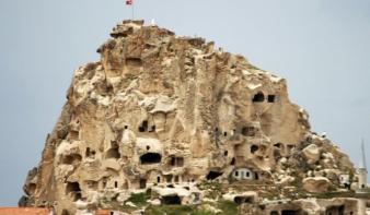 Hatalmas földalatti várost találtak Törökországban