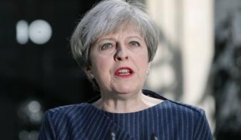 Június 8-án előrehozott választás lesz Nagy-Britanniában