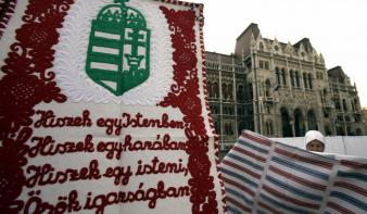 Így emlékezik Magyarország a trianoni békediktátumra