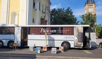 Pálos rendtörténeti vándorkiállítás Nagybányán
