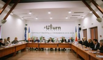 Megállapodást írtak alá Nagybánya Románia Ifjúsági Fővárosa címéről