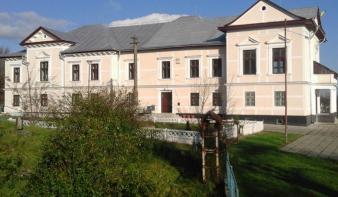 A gardánfalvi Blomberg-kastély