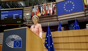 Milyen irányt szabna Európának Ursula von der Leyen?