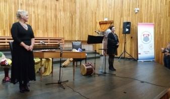 Első alkalommal koncertezett Máramarosszigeten Sebestyén Márta és Andrejszki Judit