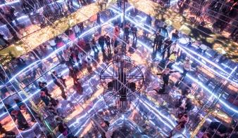 Bepillantottak tudósok a negyedik dimenzióba