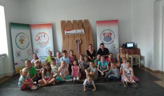 Véget ért a máramarosszigeti Hollósy Magyar Ház idei nyári tábora