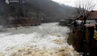 Elsőfokú árvízriasztás a Túr, Lápos, Fekete-Körös és Fehér-Körös folyón