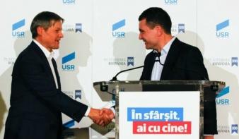 Dacian Cioloş, az USR és az ellenzék aláaknázása