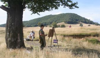 A Nagybánya Tájképfestő Telep 25 éve