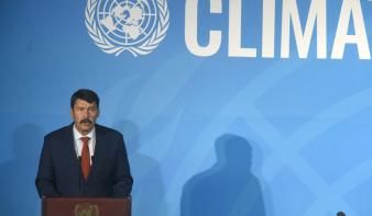 Áder János: Magyarország 6 millió dollárt fordít a nemzetközi klímafinanszírozásra