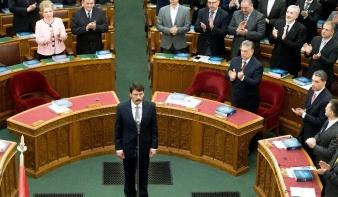 Áder János minden magyar választópolgárhoz szólt
