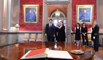 Áder: Magyarország nem lesz Európa beteg embere