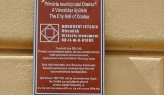 Továbbra is vita tárgya a többnyelvű táblák kihelyezése Nagyváradon