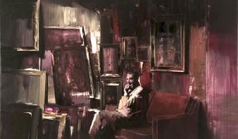 Hét millió eurót fizettek Adrian Ghenie nagybányai származású művész egyik festményéért