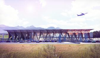 2021-ben felszállnak az első gépek a brassói repülőtérről