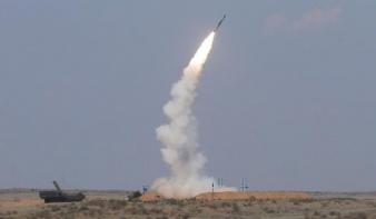Ballisztikus rakétát lőttek ki Mekkára