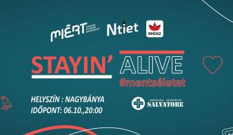 Stayin' Alive - Nagybánya