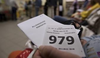 Magyarországon 3,8 százalékra csökkent a munkanélküliség