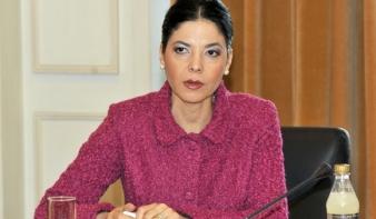 Ana Birchall lesz az ideiglenes igazságügyi miniszter