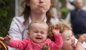 Stresszoldás gyakorló anyáknak