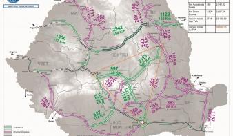 Romániai autópályák: több száz kilométer ígéret