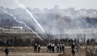 Egyfajta állóháború alakult ki a görög–török határon
