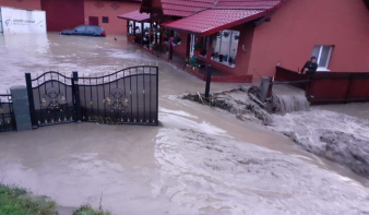 Emberéletet is követelt a pusztító áradás – több erdélyi megyében okozott kárt a hétvégi viharos időjárás