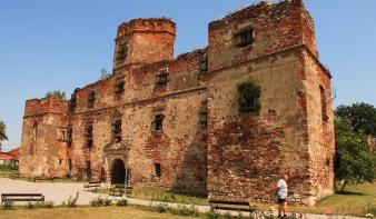 Az aronyosmeggyesi várkastély