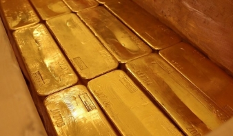 Magyarország megtízszerezte aranytartalékát