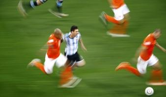 Argentína kiszenvedte, 24 év után vb-döntős
