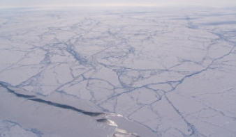 Idén nyáron is zsugorodott az északi-sarki jégtakaró
