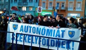 A székelyföldi autonómiatervezet negyedik parlamenti beterjesztésére készül az SZNT