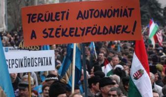 Elkészült az RMDSZ autonómia törvénytervezete
