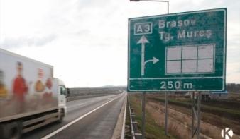 Leghamarabb két év múlva lesz sztráda Maros megyében