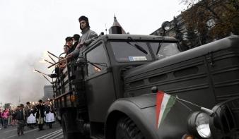 56-os megemlékezések: a szabadságvágy egybekovácsolja a magyarokat