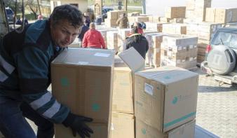 Uszít és etnikai síkra tereli a román média a magyar kormány erdélyi segélyszállítmányának ügyét