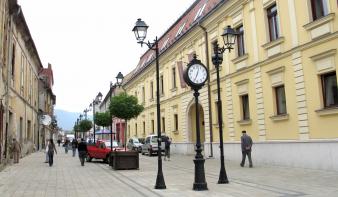 A PressOne olvasói a hetedik legszebb romániai városnak választották Nagybányát
