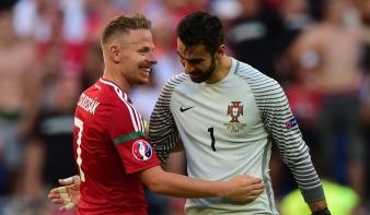 Szombaton Portugália-Magyarország