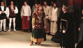 A Kolozsvári Magyar Opera díszelőadása a Főtér Fesztiválon