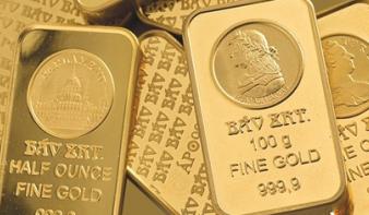 Aranyláz van Magyarországon