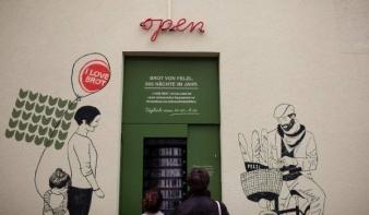 Bécsben megnyílt az első kenyérautomata