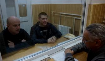 Kiszabadulnak: Beke István és Szőcs Zoltán hazatérhet családjához