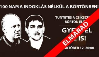 Hajmeresztő: terrorizmus pártolása miatt nem engedélyeztek egy gyertyás tüntetést Csíkszeredában