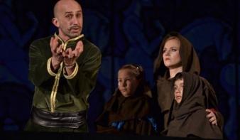 Elveszettnek hitt zenemű a kolozsvári színpadon