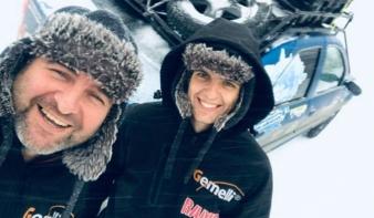 Szatmáriak a világ végén: Bertici Attila és fia Daciával utazta körbe Szibériát