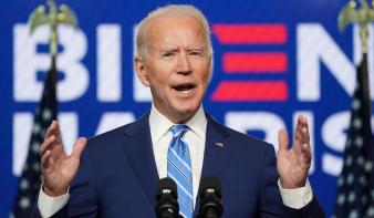 Óvások, káosz, Biden a Fehér Ház kapujában